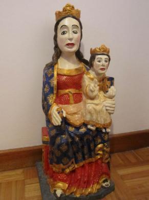 Virxe de Carboeiro