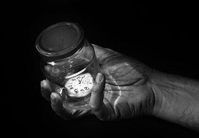 Atrapando el tiempo