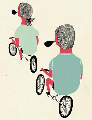Las Bicicletas.