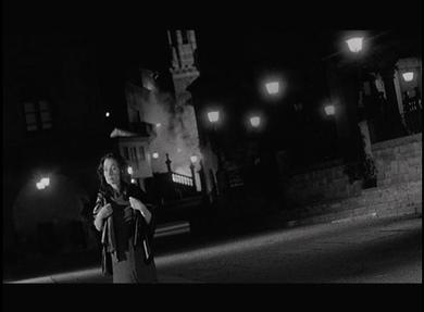 Fotograma da curtametraxe en 16mm. 'La imagen del secreto'.