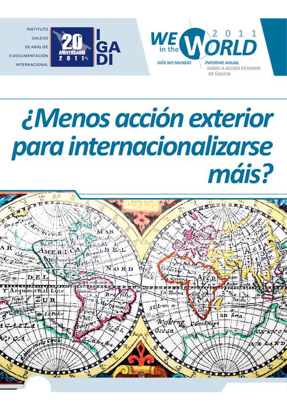 IGADI We in the World 2011 (Nós no Mundo)
