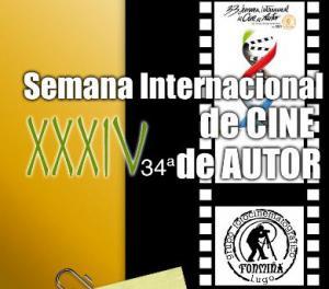 Concuros de Carteles 2012 - XXXIV (34) Semana Internacional de Cine de Autor de Lugo